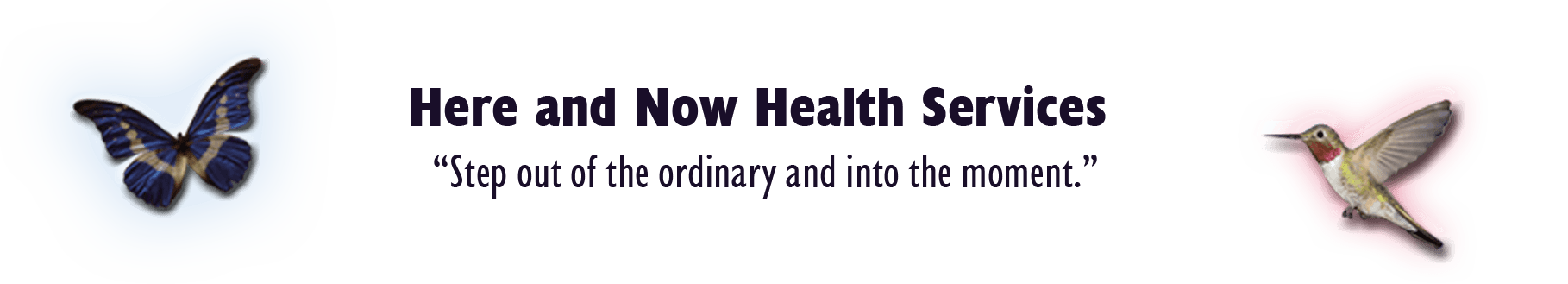Here and Now Health Services